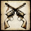 Call of Juarez: Bound in Blood Xbox 360 Pistol Expert