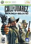 Call of Juarez: Bound in Blood американская обложка