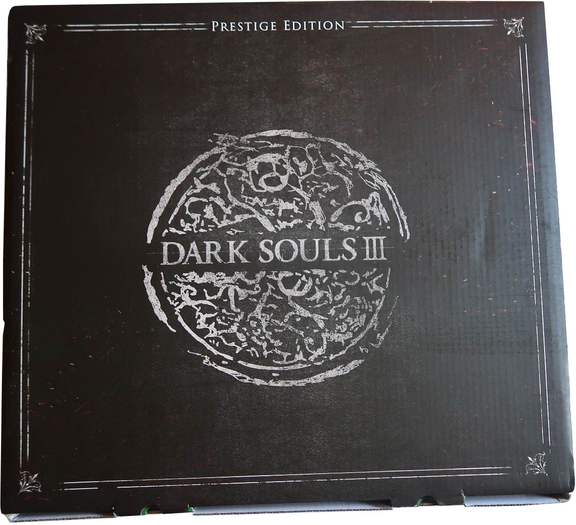 Dark Souls III (Prestige Edition) Xbox One издание в России
