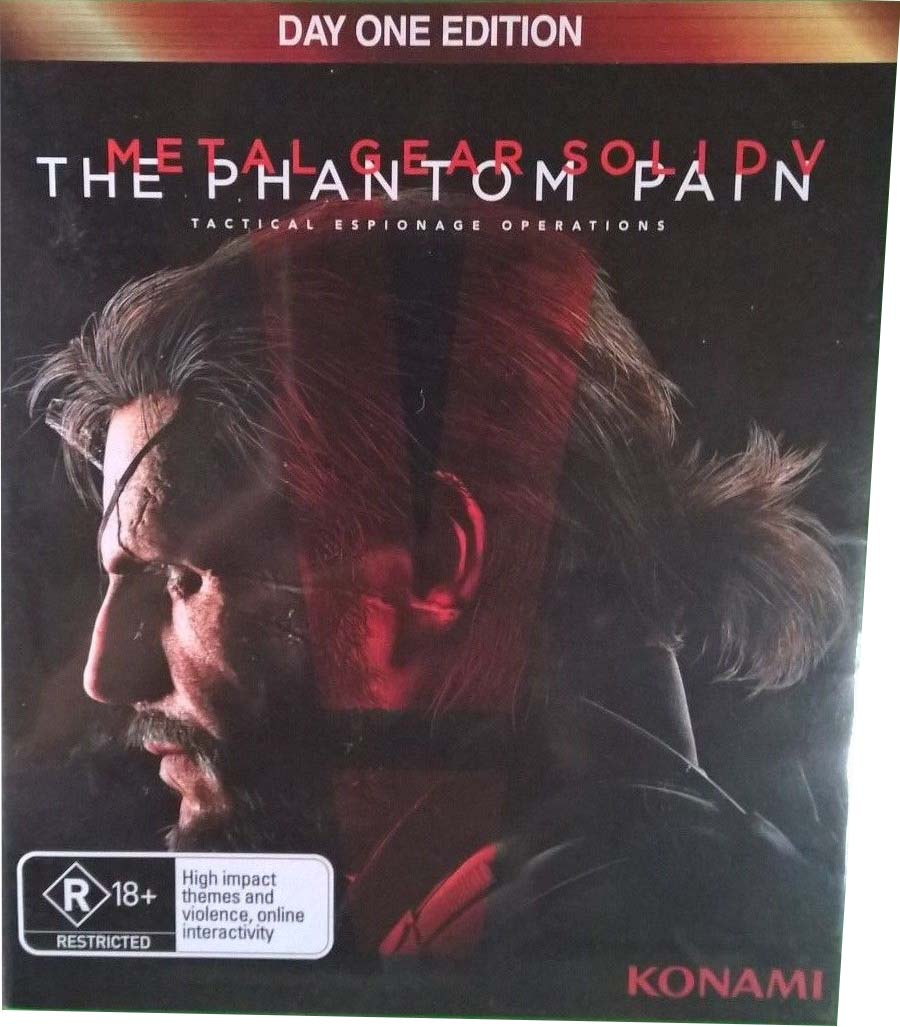 Metal Gear Solid V: The Phantom Pain (Day One Edition) Xbox One Австралия