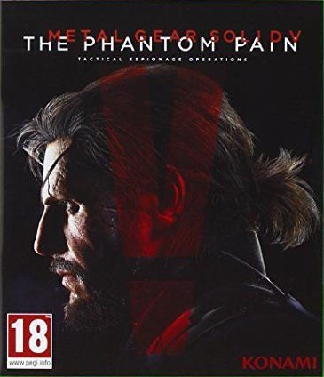 Metal Gear Solid V: The Phantom Pain Xbox One Европа