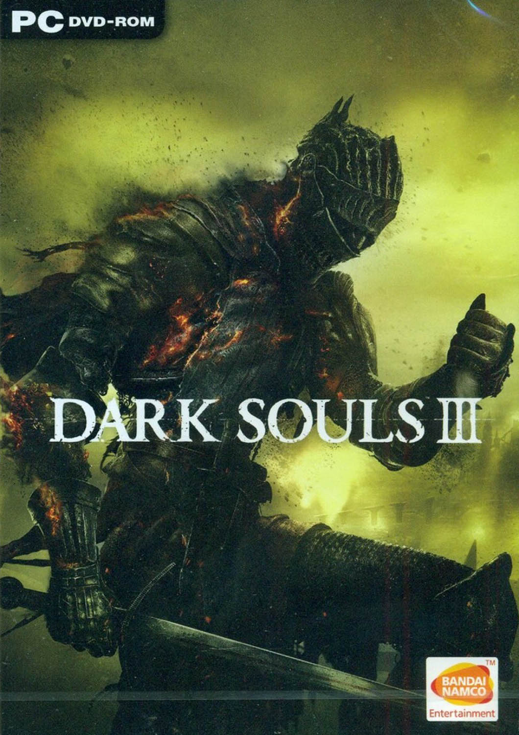 Dark Souls III PC издание в Азии