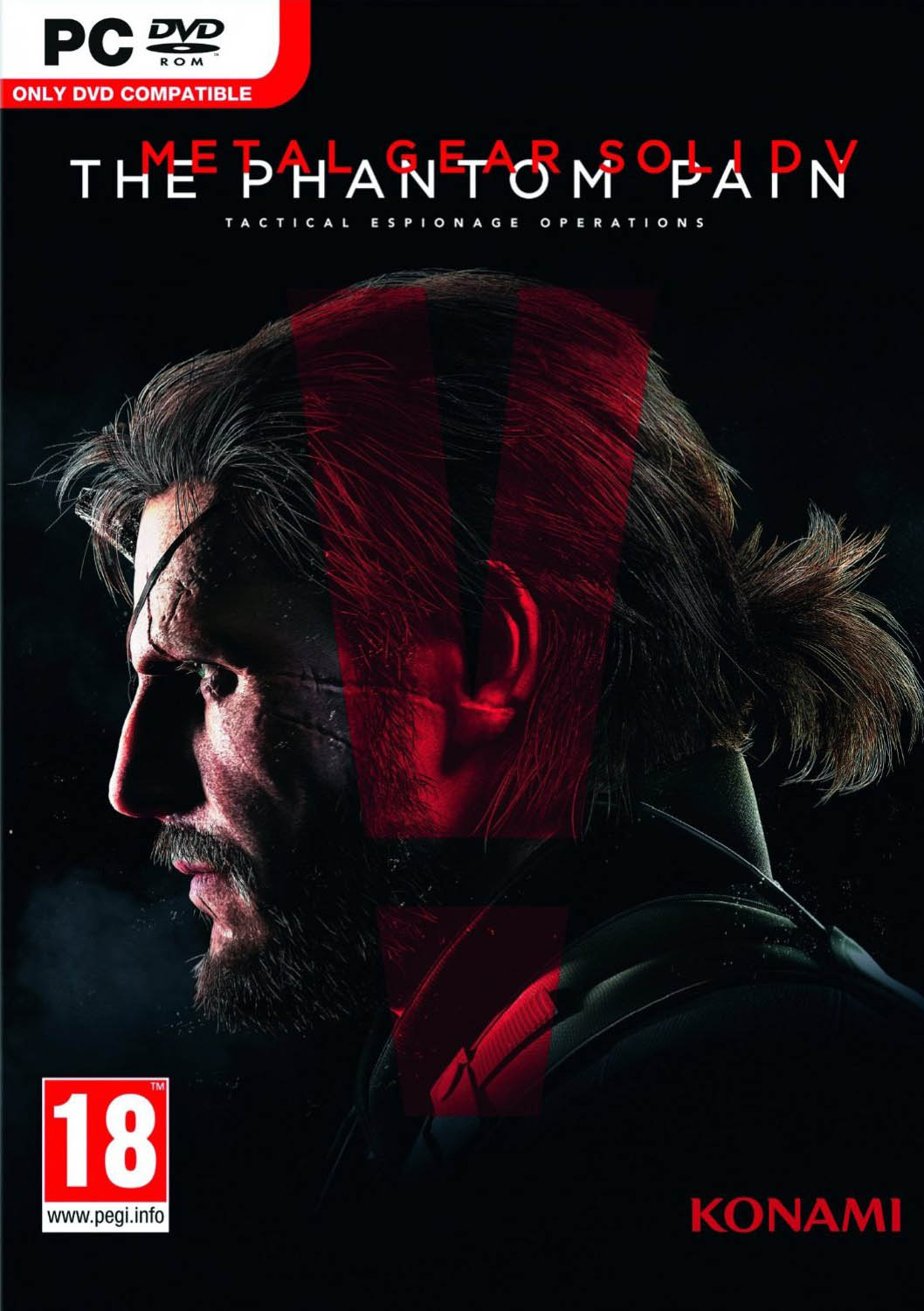 Metal Gear Solid V: The Phantom Pain для PC Европа