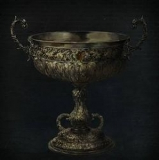 Bloodborne Нижняя Чаша Птумеру (Lower Pthumeru Chalice)