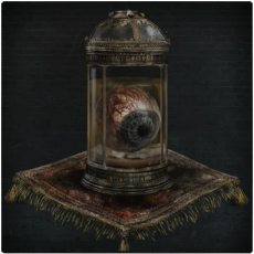 Bloodborne Воспаленный глаз (Bloodshot Eyeball)