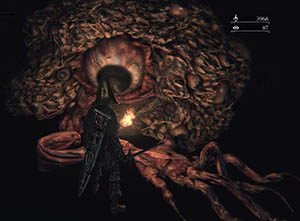 Bloodborne Гигантский мозг (Great Brain)
