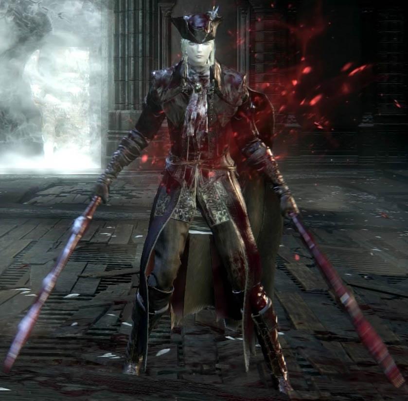 Bloodborne: The Old Hunters - боссы, местонахождение ... вертеть