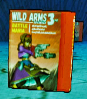 Wild Arms 3 Strategy Guide