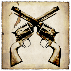Call of Juarez: Bound in Blood Pistol Expert