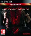 Metal Gear Solid V: The Phantom Pain (Day One Edition) PS3 Европа