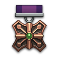 White Knight Chronicles Mercenary's Badge