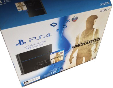PlayStation 4 (Uncharted Натан Дрейк. Коллекция) Россия