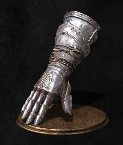 Dark Souls III Наручи храмовника (Cathedral Knight Gauntlets)