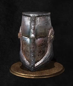 Dark Souls III Шлем храмовника (Cathedral Knight Helm)