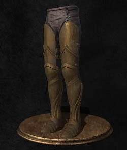 Dark Souls III Латунные поножи (Brass Leggings)