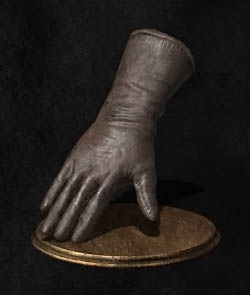Dark Souls III Кожаные наручи (Leather Gauntlets)