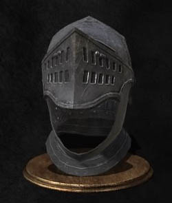 Dark Souls III Шлем безымянного рыцаря (Nameless Knight Helm)