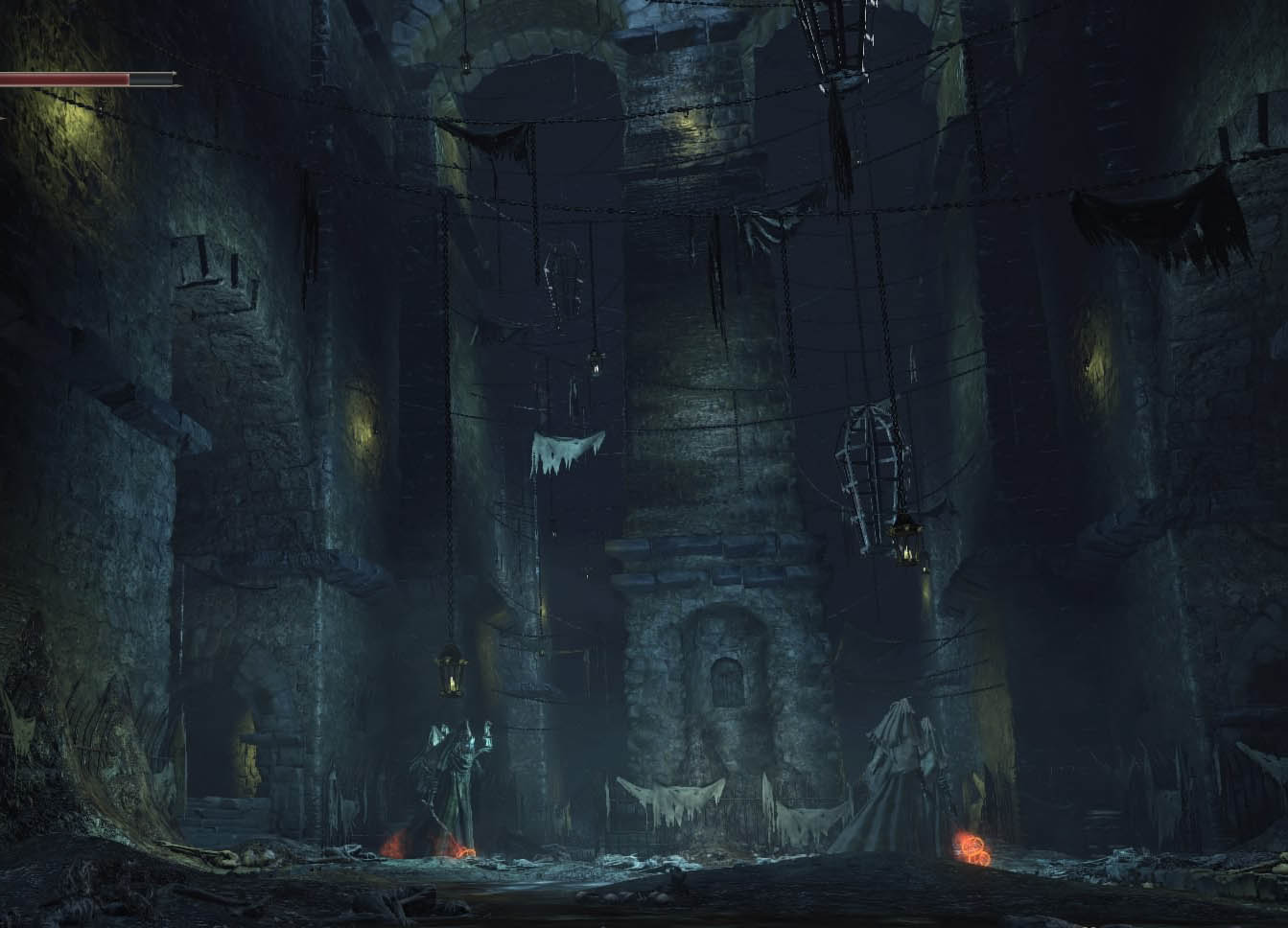 Dark Souls III Подземелье Иритилла (Irithyll Dungeon)