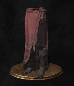 Dark Souls III: The Ringed City Юбка пустынной ведьмы (Desert Pyromancer Skirt)