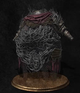 Dark Souls III: The Ringed City Доспех Легиона Харальда (Harald Legion Armor)