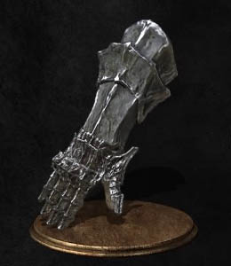 Dark Souls III: The Ringed City Железные наручи драконоборца (Iron Dragonslayer Gauntlets)