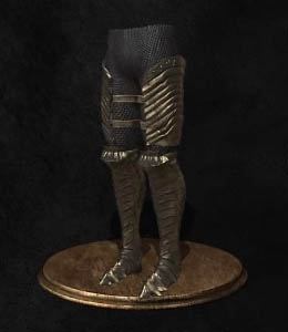 Dark Souls III: The Ringed City Поножи руин (Ruin Leggings)