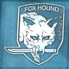 Metal Gear Solid V: Metal Gear Online Титул Fox Hound