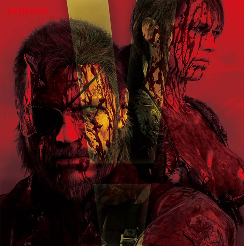 Metal Gear Solid V Original Soundtrack The Lost Tapes (Limited Edition)