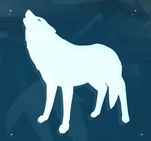 Metal Gear Solid V: The Phantom Pain Wolf