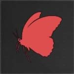 Metal Gear Solid V: The Phantom Pain эмблема Butterfly