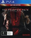 Metal Gear Solid V: The Phantom Pain (Day One Edition) Австралия