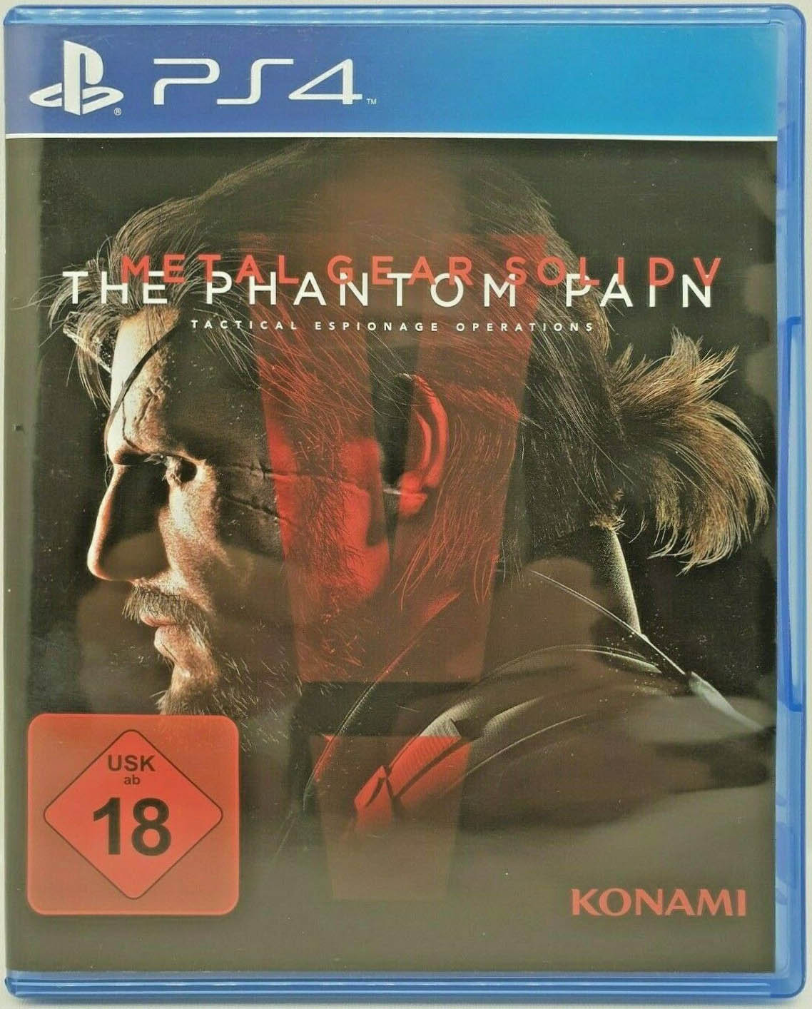 Metal Gear Solid V: The Phantom Pain Издание в Германии