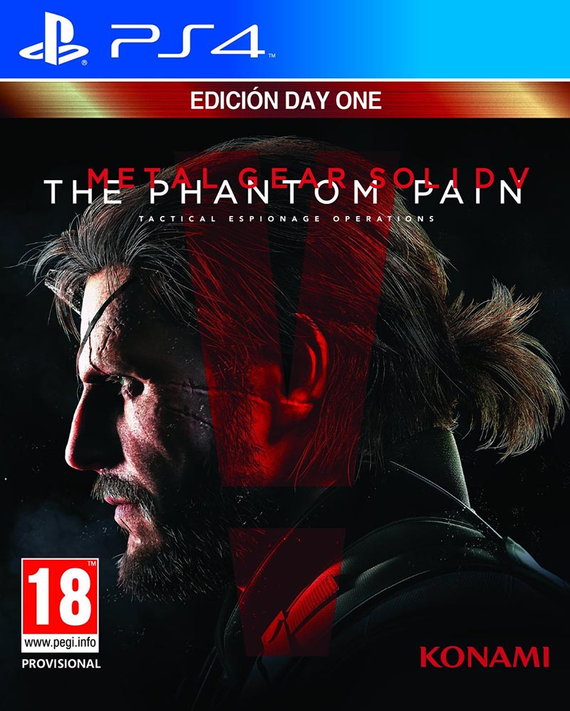 Metal Gear Solid V: The Phantom Pain (Day One Edition) Испания