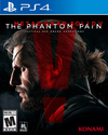 Metal Gear Solid V: The Phantom Pain Америка обычное издание
