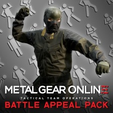 Metal Gear Solid V: The Phantom Pain Metal Gear Online Appeal Bundle