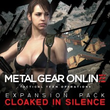 Metal Gear Online Expansion Pack - Cloacked in Silence