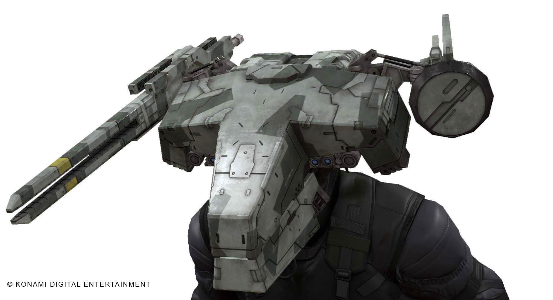 Metal Gear Solid V: The Phantom Pain Metal Gear Rex Helmet