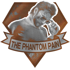 Metal Gear Solid V: The Phantom Pain Фантомная конечность (Phantom Limb)