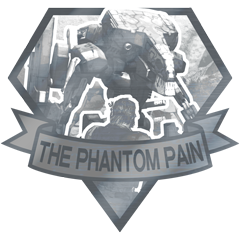 Metal Gear Solid V: The Phantom Pain Череп (Skull)