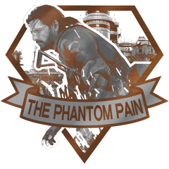 Metal Gear Solid V: The Phantom Pain Нарушитель (Intruder)