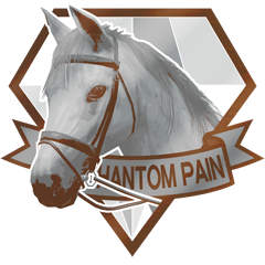 Metal Gear Solid V: The Phantom Pain Верный конь (Trusty Steed)