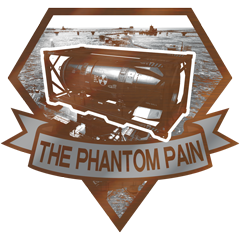 Metal Gear Solid V: The Phantom Pain Сдерживание (Deterrence)