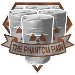 Metal Gear Solid V: The Phantom Pain Разоружение (Disarmament)